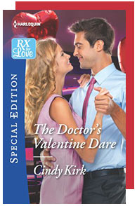 THE DOCTOR'S VALENTINE DARE